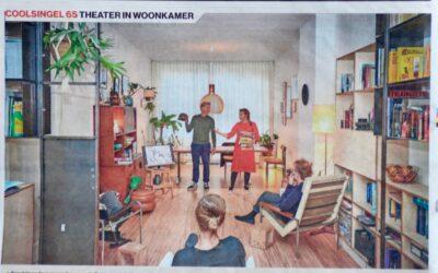 Coolsingel 65 Theater in woonkamer